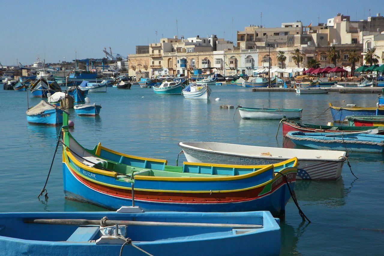 Malte - village de pêcheurs