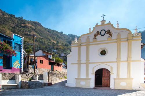 Eglise de Santa Catarina Palopo