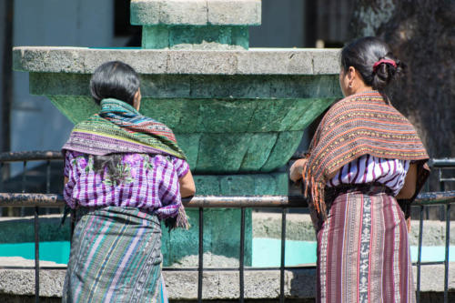 Femmes à Santiago Atitlan