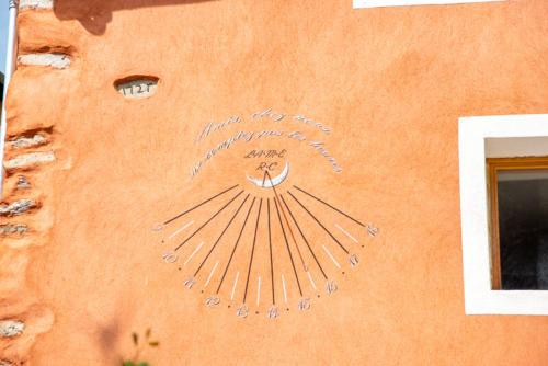 Mercantour, Saint-Dalmas-le-Selvage, cadran solaire