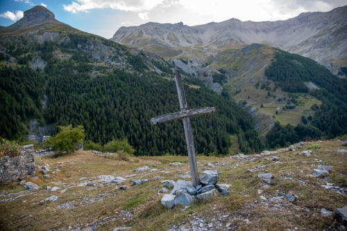 Mercantour, Saint-Etienne de Tinée - vallon de Roya